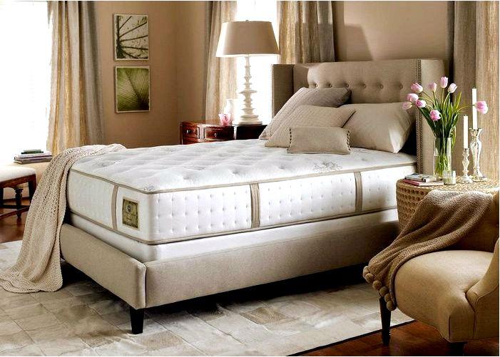 Выбираем мягкую кровать