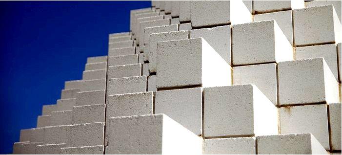 Строительство дома из керамических блоков