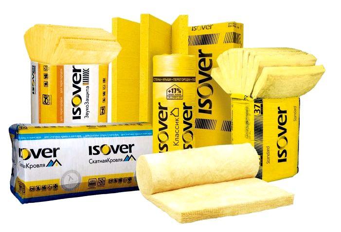 Теплоизоляция «ISOVER»