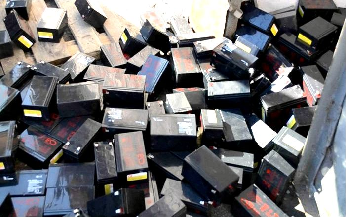 Переработка старых аккумуляторных батарей